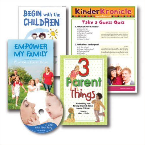 Pre-School Parenting Kit